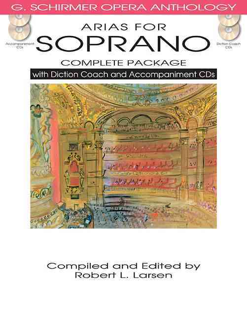 Arias for Soprano Complete By Larsen, Robert L. (EDT)